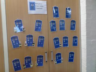 Times table timelords